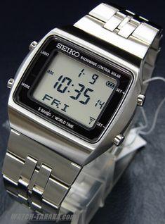 SEIKO's SBPG001, so cool...!
