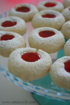 Cake İn Life: Marmelatlı Kurabiye