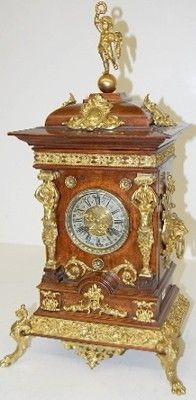 Lenzkirch Antique Clock