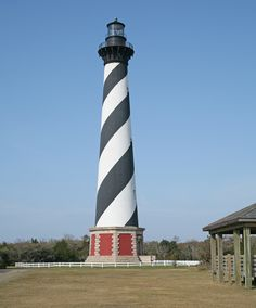 Cape Hatteras Lighthouse, North Carolina at Lighthousefriends.com