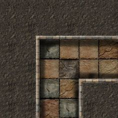 Dundjinni Mapping Software - Forums: Dungeon Tile Set of them. Dungeon Tiles, Dungeon Maps, Fantasy Map, Medieval Fantasy, Rpg Map, Adventure Map, D&d Dungeons And Dragons, Tabletop Rpg, Cthulhu