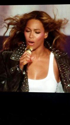 OTRTour Beyoncé Rogers Centre Toronto 09.07.2014