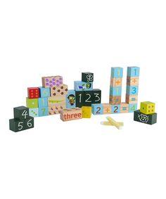Numbers Exploration Block Set