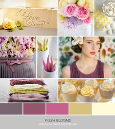 such a pretty color skeme for a wedding or room...inspiration board