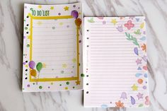 set of 3 floral planner insert planner colorful insert Floral theme Planner Inserts grid bl Front Page Design, Page Borders Design, Border Design, File Decoration Ideas, Page Decoration, School Frame, Notebook Art, Kids Bedroom Designs, Cartoon Girl Drawing