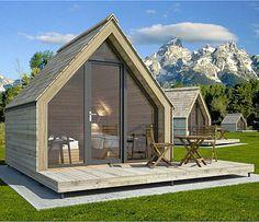 Pavilion del jardín o una tienda encantadora - ArchiExpo