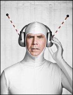 Will Ferrell by Dan Winters