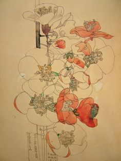 d'apres nature: Charles Rennie Mackintosh