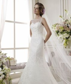 Wedding Dress Colet  COAB14102IV 2014