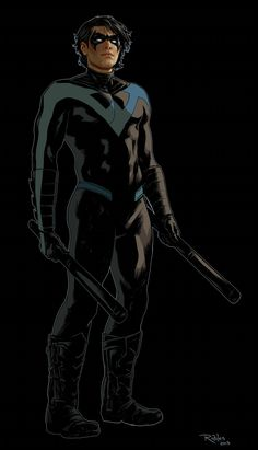 Nightwing by Nick Robles