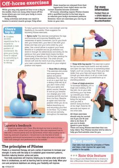 Movement Matters: Pilates Principles In & Out of the Saddle, Pt. 3 -- Horse & Rider UK, Oct. '14