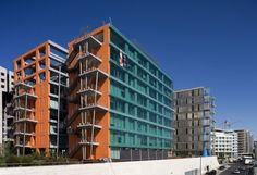 Mar Mediterrâneo & Mar Vermelho Office Buildings / IDF - Ideias do Futuro…