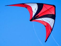 The Brookite Makalu Sport Kite is a Sports Kite from the range manufactured by Brookite.  Another faster carbon framed kite - turns sharply and is very responsive.    Specification:  Size: 116 x 53 cms  Material: Spinnaker  Frame: Fibreglass  Assembly time: 1 Minute  Twine Strength: 40 Kg  Age: 14 +  Wind Range: 6-25 mph