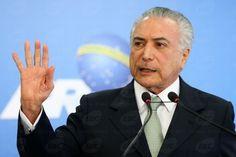 Temer deseja êxito a Trump e diz que Brasil e EUA mantêm fortes relações - http://po.st/rjGQAZ  #Política - #Eleição, #Temer, #TRUMP