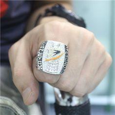Custom 2007 Anaheim Ducks Stanley Cup Championship Ring