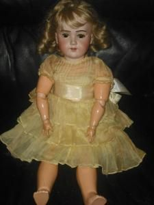 "24"" Antique Armand Marseille Floradora doll by joannacats"