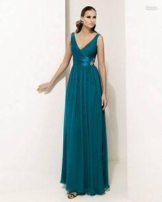 Resultado de imagen para vestidos de fiesta largos Bridesmaid Dresses, Prom Dresses, Formal Dresses, Wedding Dresses, Mom Dress, Elegant Outfit, Blue Dresses, Evening Dresses, Outfits
