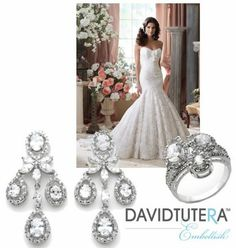 David Tutera Embellish is on Polyvore. This week, we highlighted The Sophia Collection.  Come check us out! >>  http://ldig.it/1khxsys
