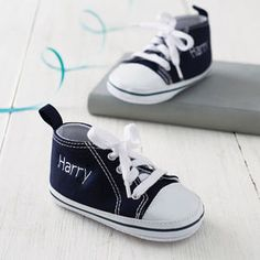 Personalised Child's High Top Trainers - gifts under £25