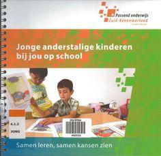 Jonge anderstalige kinderen bij jou op school