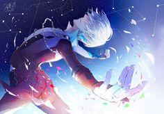 Anime Yuri!!! On Ice  Fondo de Pantalla