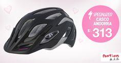 ¡Elige siempre la mejor protección para mamá! El casco Specialized Andorra posee el sistema de ajuste Hairport SL que permite peinados con coleta; además cuenta con seis posiciones de altura y dial micro-ajustable para un ajuste optimizado.  #iamspecialized #beinmotion #diadelamadre