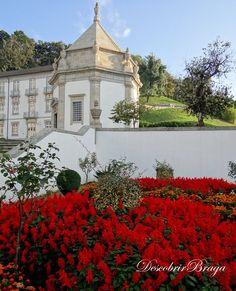 Bom Jesus do Monte, Braga, Portugal:) Foto de Descobrir Braga
