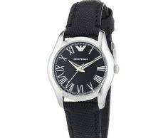 Armani Ladies Black New Valente Watch ►► http://www.gemstoneslist.com/womens-watches/armani-exchange-womens-watches.html?i=p