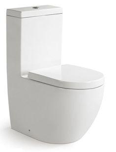 Terzo - Modern Bathroom Toilet 26.8