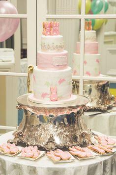 #cake #birthday #bunny #pink and #white