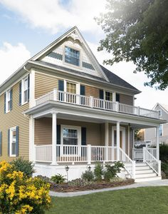 Best Certainteed Ivy Green Siding On Homes Pictures Save To 400 x 300