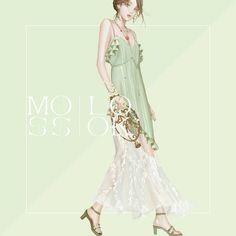 ——MOSS LOOK——08