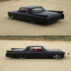 Omg, the sinister caddy
