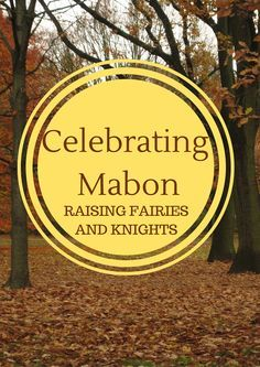 Celebrating Mabon - Fall is my favourite season. It is a great time of year…
