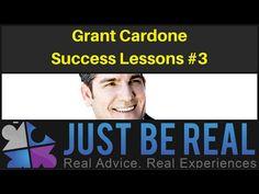 Grant Cardone Success Lessons #3 - YouTube