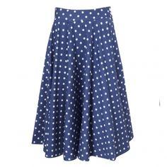 Emily and Fin Carrie Polka Dot Skirt