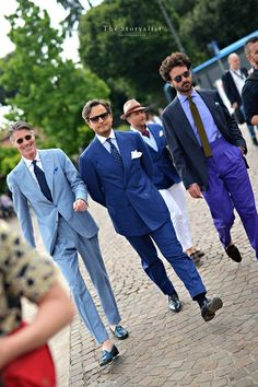 "menstyle1: "" Pitti Uomo 90 - Day 3 Photo by : THE STORYALIST"""