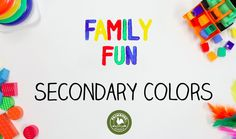 What happens when we mix yellow with blue? Watch this video to see how you and your child can explore secondary colors at home.