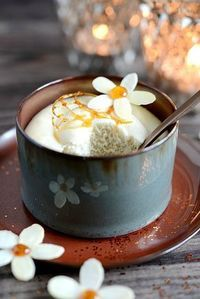 The Big Diabetes Lie- Recipes-Diet - Mousse damande à la fleur doranger - B comme Bon - Doctors at the International Council for Truth in Medicine are revealing the truth about diabetes that has been suppressed for over 21 years.