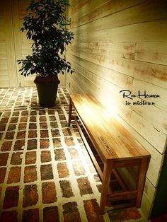 ロンハーマン風インテリアに魅せられて Cafe Interior, Interior And Exterior, Interior Design, Cafe Design, Store Design, Dance Studio Design, Beauty Salon Design, Cafe Shop, California Style