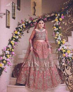 Coral Dress Wedding, Desi Wedding Dresses, Celebrity Wedding Dresses, Dresses To Wear To A Wedding, Wedding Suits, Asian Bridal Dresses, Pakistani Bridal Dresses, Bridal Outfits, Dress Outfits