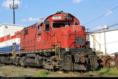 RailPictures.Net Photo: DL 211 Delaware Lackawanna Alco RS-32 at Scranton, Pennsylvania by Mike Bates