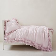 Petticoat Pink Bedding Collection - BACK IN STOCK #rachelashwell