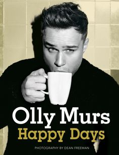 Olly Murs | United Kingdom | News | Olly's Brand New Book Cover