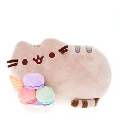 Pusheen Large Ice Cream Sundae Plush Toy