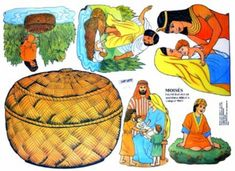 800 (800×582) Sunday School Projects, Sunday School Kids, Sunday School Lessons, Moses Bible Crafts, Bible Crafts For Kids, Bible Stories For Kids, Bible Lessons For Kids, Flannel Board Stories, Catholic Crafts