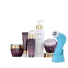 If loss of firmness and contour definition is aging your face then it's time to bounce back, with the NovAge Ultimate Lift Skin Care Set. Cleanser, Moisturizer, Oriflame Beauty Products, Advanced Skin Care, Cream Contour, Skin Care Cream, Cleansing Gel, Skin Elasticity, Organic Skin Care