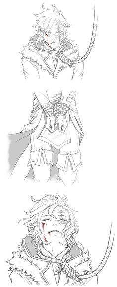 D. Gray-Assassins Creed 9 by shaerahaek.deviantart.com on @DeviantArt