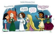 disney pocket princesses comics | De la siguiente si te debemos al autor pero la rescatamos pues esta ...