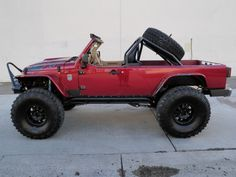 2008 Jeep Wrangler for sale! You could not build this Jeep for anywhere near this price. Jeep Wranglers, Jeep Wrangler Truck, 2008 Jeep Wrangler, Jeep Cj7, Jeep Truck, Jeep Rubicon, Jeep Jeep, Trucks For Sale, Cool Trucks